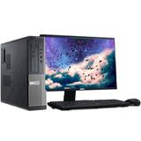 Dell O Hp Core I7 3.4ghz 8gb 500gb Monitor 19