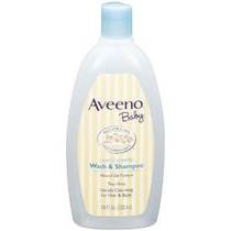 Aveeno Bebé Lave Y Shampoo - 18 Oz 2 / Pack