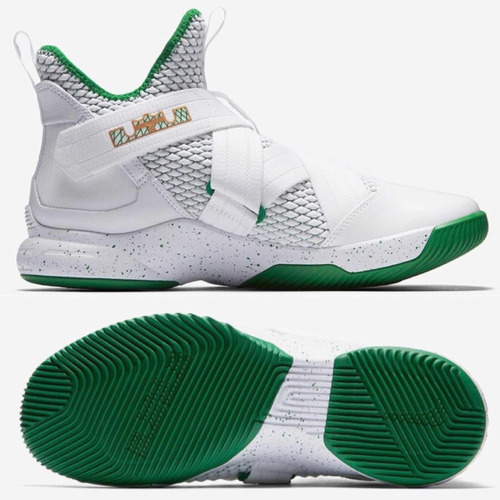48fbaf61c9ef8 Tenis Nike Lebron James Soldier Xii  6 Al  8.5 Mx Con Caja