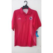 Camiseta Tipo Polo De Los Tiburones Rojos De Veracruz