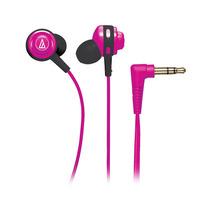 Audifonos In-ear Audio-technica Ath-cor150pk Color Rosa