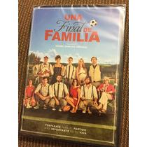 Una Final De Familia Daniel Sánchez Arévalo Dvd Región 1 Y 4