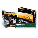 Kit Actualizacion Gamer Amd A10 Quad Core 8gb Radeon Hd7620g