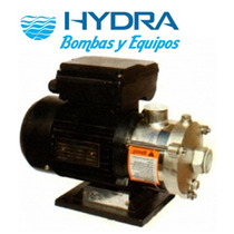 Bomba Horizontal Multietapa En Acero Inoxidable 3/4 Hp