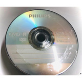 Dvd-r Philips 16x 120 Min 4.7 Gb 50 Discos