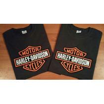 Playeras Harley Davidson