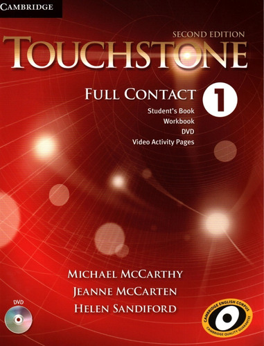 Touchstone 1 Full Contact 2nd Second Edition