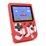 Mini Game Box Sup - Consola Portátil 400 Juegos 2 Jugadores