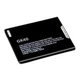 Bateria Pila Moto G4 Play Moto G5 Gk40 Xt1600 Xt1601 Nueva