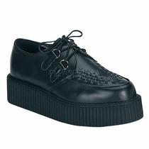 Zapato Creeper Caballero Pleaser Demonia Creeper 402