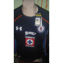 Jersey Under Armour La Maquina Cruz Azul Portero *adulto*