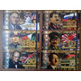 ++ 6 Billetes Club De La Moneda, Hitler, Mussolini, Stalin
