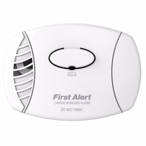 First Alert Co600 Plug In Alarma De Monóxido De Carbono 1 Pz