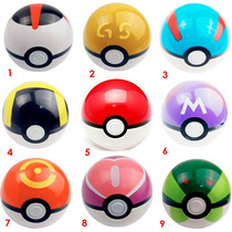 Pokeball 7cm Pokemon Poke Ball Pokebola Cosplay Real Figuras