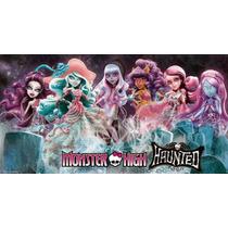 Monster High Embrujadas Vandala, Porter, Spectra, Draculaura
