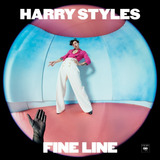 Harry Styles - Fine Line - Disco Cd - Nuevo (12 Canciones)