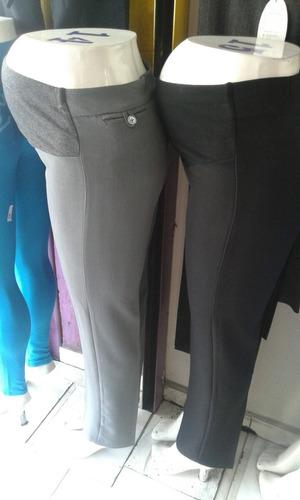 venta caliente online 9e322 aee59 Pantalón Vestir Maternidad Embarazada Embarazo $360 bLfFS - Precio D México