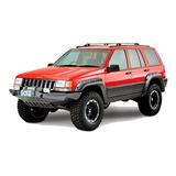 Manual Automotriz Jeep Grand Cherokee 93-98 Taller Español