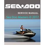 Manual De Servicio 2012-14 Seadoo Gts Gti Gtx Rxt Rxp Spark