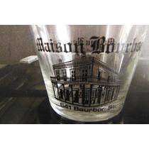 Vaso New Orleans Bourbon Maison U.s.a Souvenir Regalo Gift