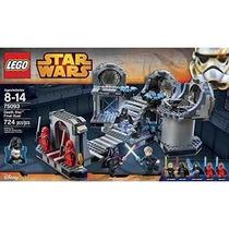 Lego Star Wars Estrella De La Muerte Duelo Final Set 75093
