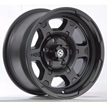 Rines 15x10 5-139.7 M Ax198 Satin Black Et -43 ¡nuevos!