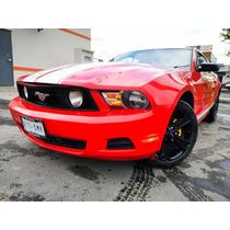 Ford Mustang Equipado Piel 2010 Autos Puebla