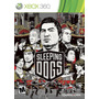 Sleeping Dogs Xbox 360 Xbox360