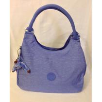 Bolsa Kipling Modelo Bagsational Lila