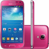 Samsung Galaxy S4 Mini 4g Rosa 8mp 8gb Liberado Garantia1año