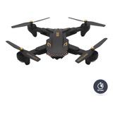 Binden Drone Ishark Xs809s 20 Minutos De Vuelo Cámara 720p Hd, Transmisión En Vivo, Control De Altitud