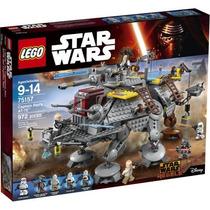 Lego Star Wars Capitán De Rex At-te 75157