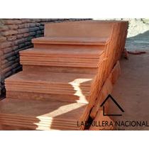 Ladrillo Tabique Rojo Tipo Solera 60x30x3 100% Aparente