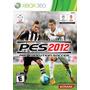 Pro Evolution Soccer 2012.- X360