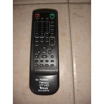 Control Para Tv Atvio,forox, Mitsui,speler,blu Sens