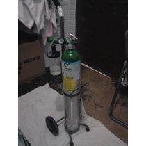Tanque De Oxígeno Medicinal Con Capacidad De 682lts