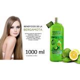 Shampoo De Bergamota Para Crecimiento Capilar Y Alopecia