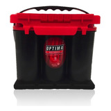 Bateria De Gel Optima Roja Ideal P Sonido 75/25 2 Polos 12v