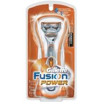 Gillette Fusion Power Razor Con 1 Razor Blade Refill Y 1 Bat