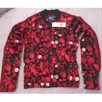 Adidas Originals.... Lote Chamarra + Blusa Para Dama !