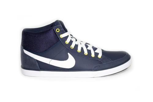 Tenis Nike 579623417 Marino Blanco Urbano Para Caballero b828ff1156f