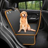 Funda Impermeable P/asiento Trasero De Auto, Ideal P/perros