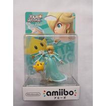 Figura Japonesa Japones Amiibo Nintendo Rosalina
