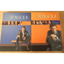Dr House 4 Temporadas Dvd Región 1 Usadas Originales