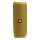 Bocina Jbl Flip 5 Portátil Con Bluetooth Mustard Yellow