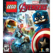 Lego Avengers Ps3 Zona Games ;)