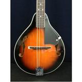Caraya Sma-001 Mandolina De 8 Cuerdas Y 200 Trates Sombreada