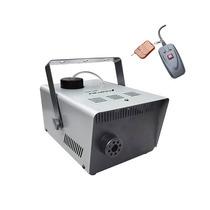Maquina Humo 900w Control Remoto Camara Disco Dj 4m Fiestas