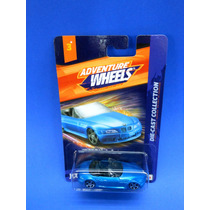 2015 Maisto Adventure Wheels Bmw Z3 Azul 1:64
