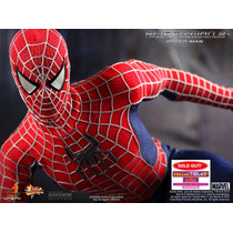 Spiderman The Movie Hot Toys ® Masterpiece Statue Esc. 1/6